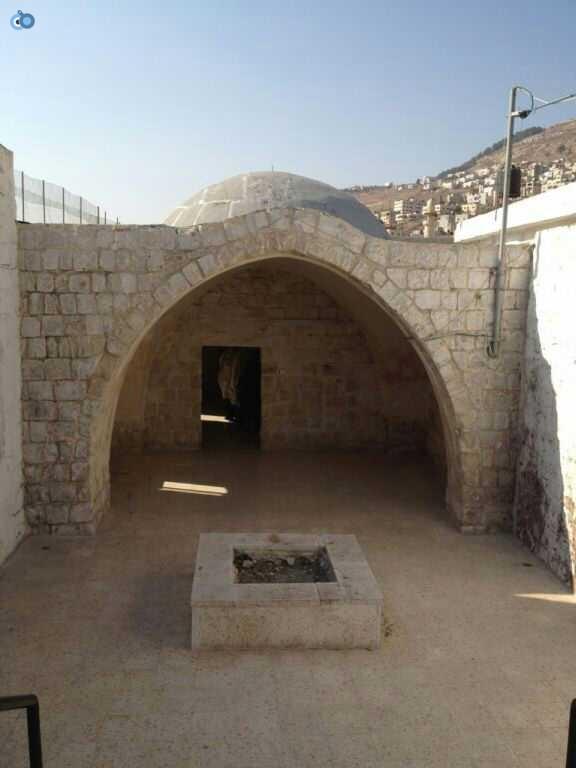 קבר יוסף הצדיק - צילום אבי שיף 2
