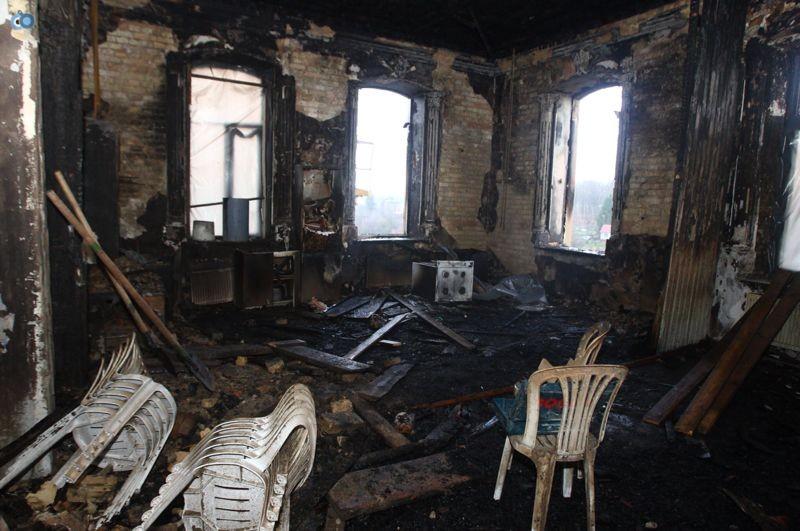 שריפה הרס בלרוס בית כנסת (11)