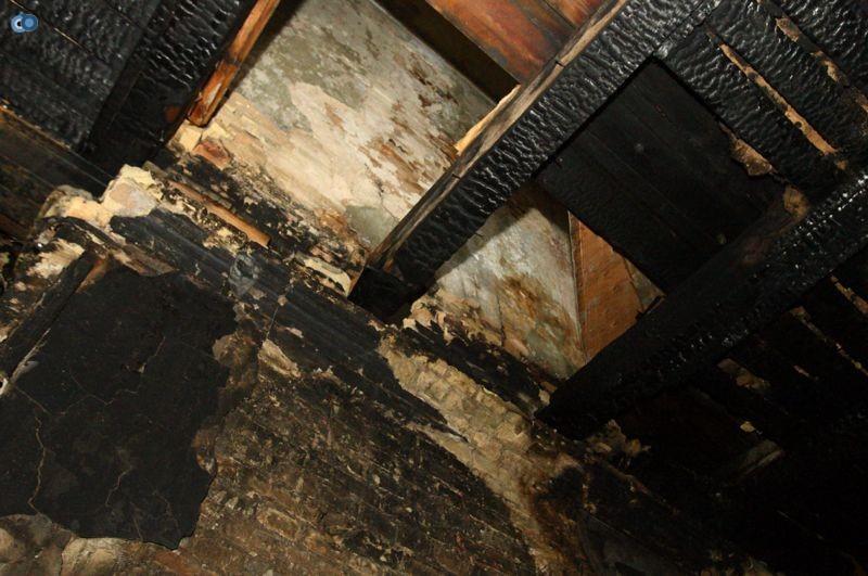 שריפה הרס בלרוס בית כנסת (13)