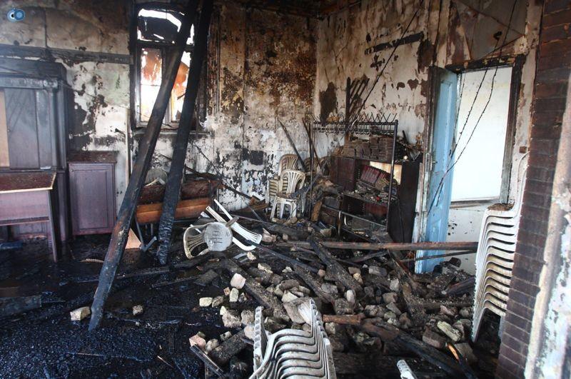 שריפה הרס בלרוס בית כנסת (22)