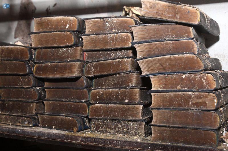 שריפה הרס בלרוס בית כנסת (25)