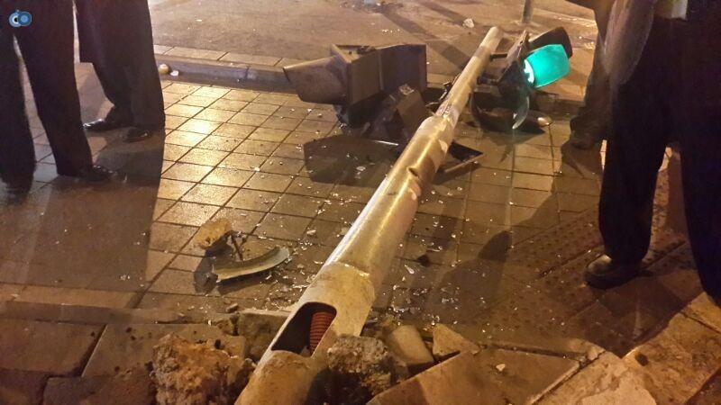 תאונה בכיכר (1)
