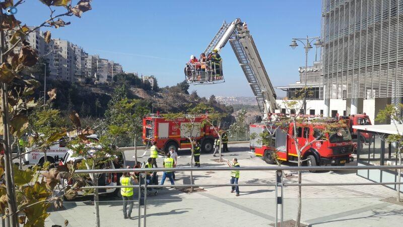 תרגיל חילוץ ירושלים צילם מנחם לב  (16)