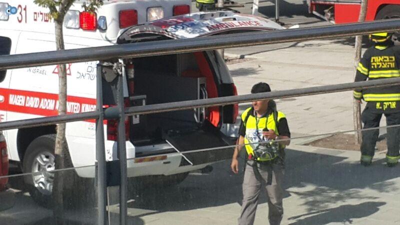 תרגיל חילוץ ירושלים צילם מנחם לב  (21)