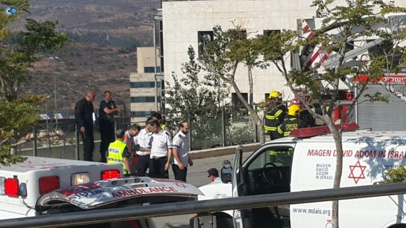 תרגיל חילוץ ירושלים צילם מנחם לב  (38)