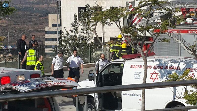 תרגיל חילוץ ירושלים צילם מנחם לב  (39)