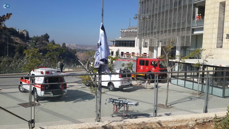 תרגיל חילוץ ירושלים צילם מנחם לב  (40)
