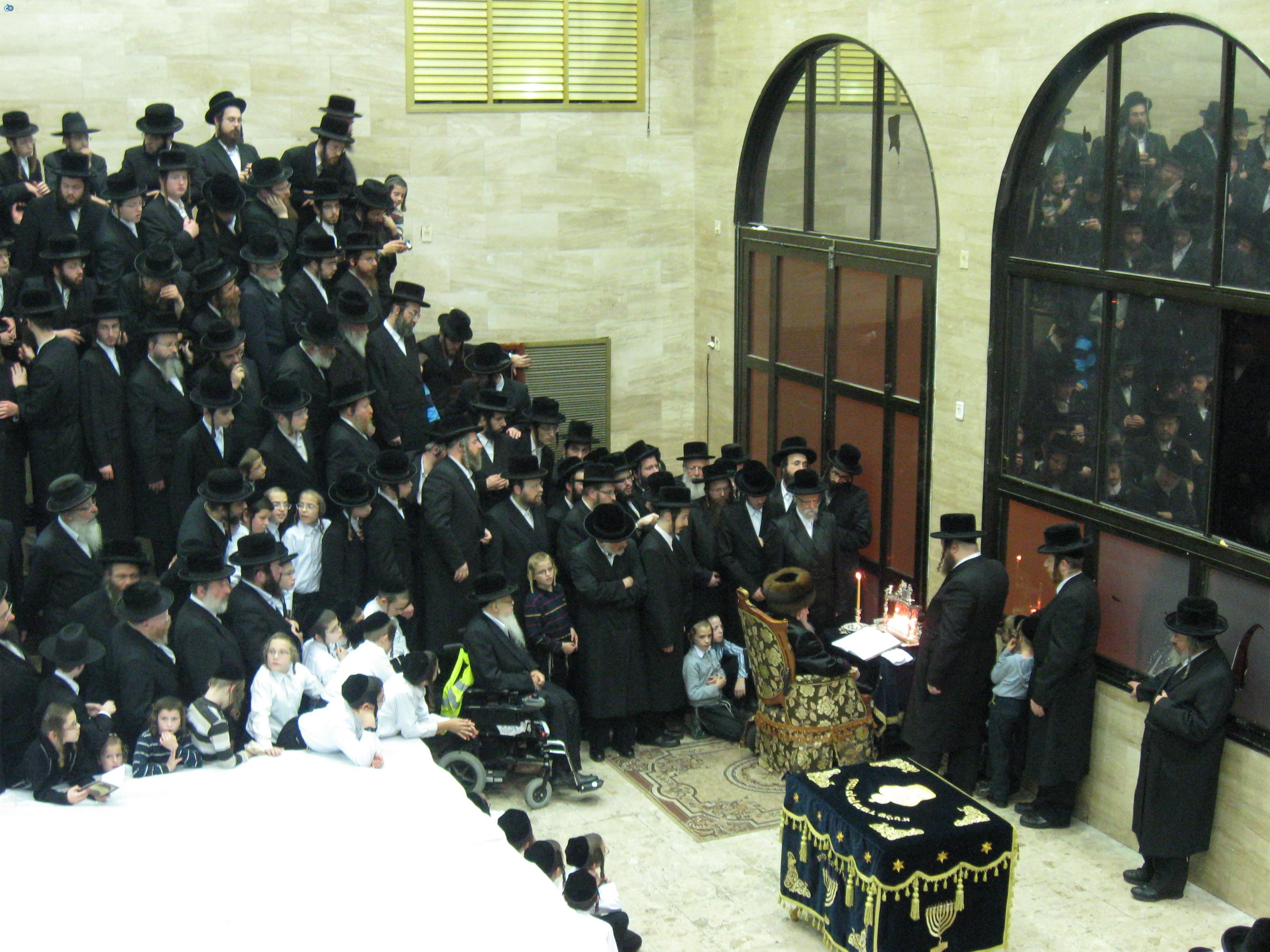 הדלקת נרות-סערט ויזניץ חיפה- מ.ג. חדשות 24 (4)