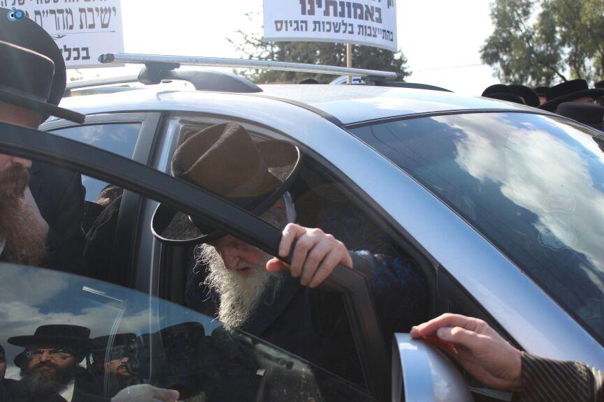 הפגנה כלא 6 צילום משה מזרחי (4)