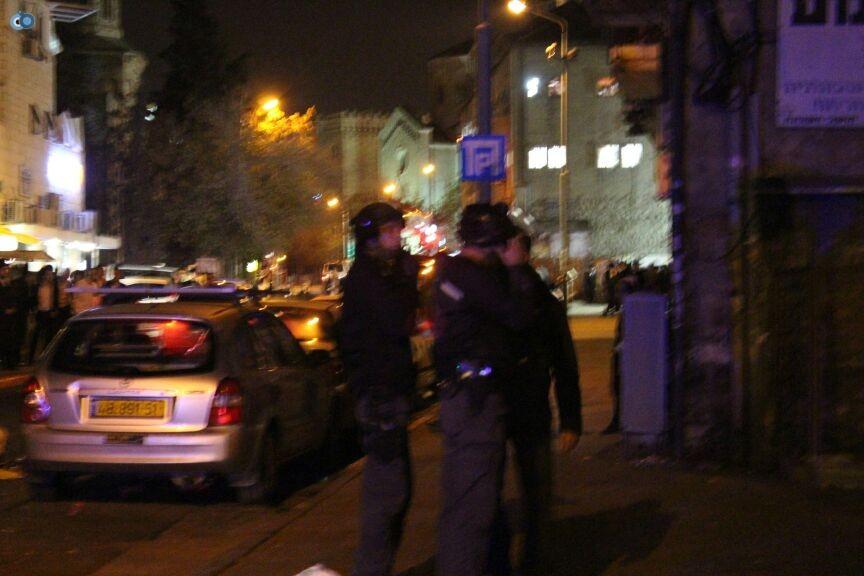 הפגנה מאה שערים - משה מזרחי-חדשות24 (14)