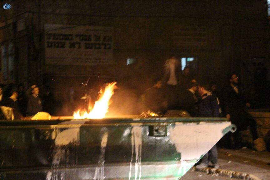 הפגנה מאה שערים - משה מזרחי-חדשות24 (3)