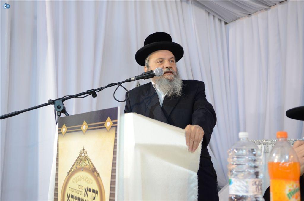 הרב שמעון שער סגן ר''ע נתניה- יו''ר המעמד