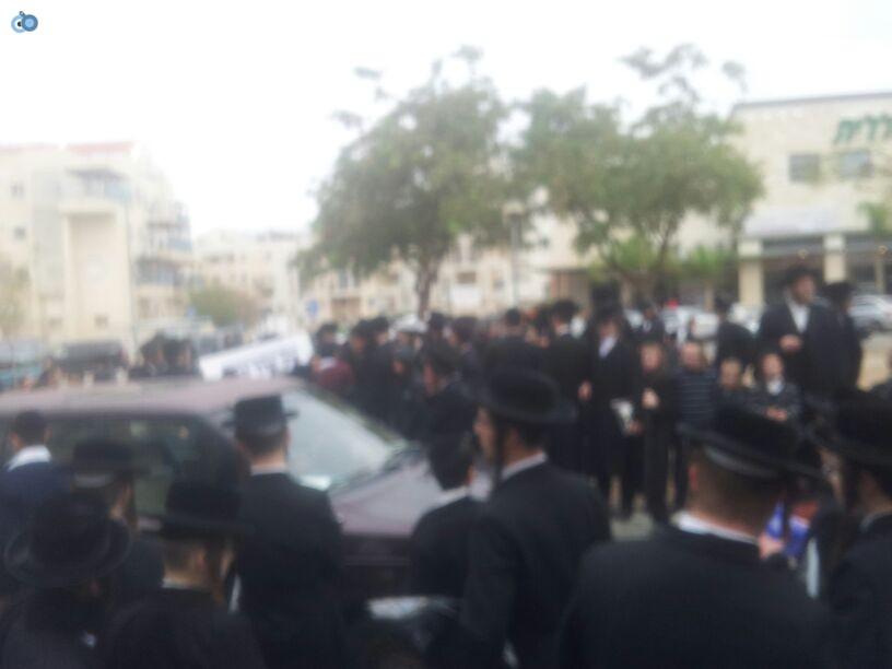 חרדים הפגנה קברים צילם יוסי פרידמן 24 (10)