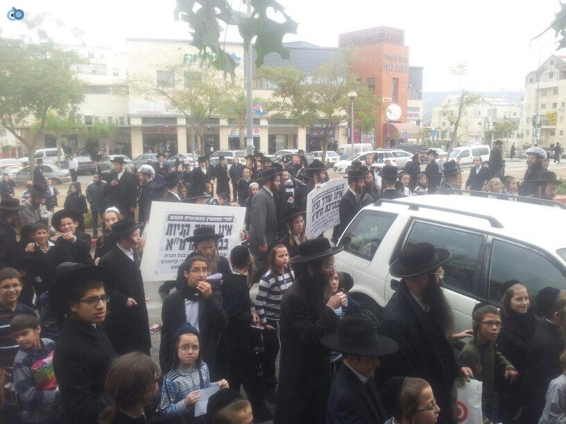 חרדים הפגנה קברים צילם יוסי פרידמן 24 (13)