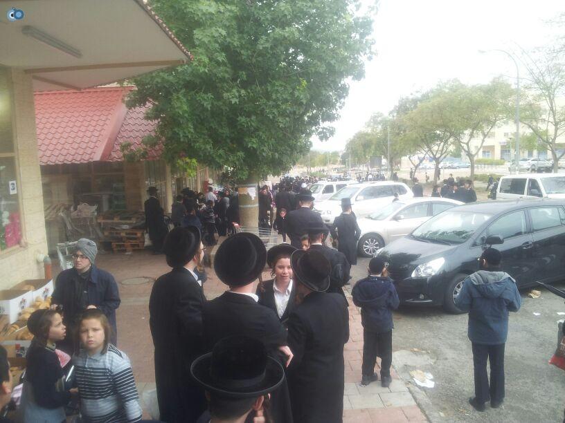 חרדים הפגנה קברים צילם יוסי פרידמן 24 (14)