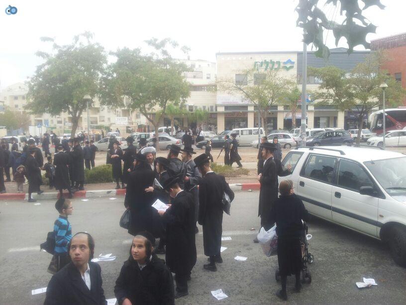 חרדים הפגנה קברים צילם יוסי פרידמן 24 (16)