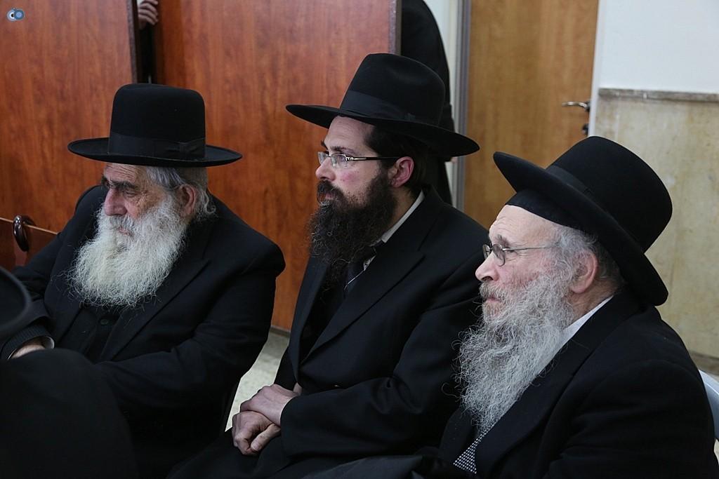 כינוס מועצת גדולי ישראל צילום אלי קובין (2)