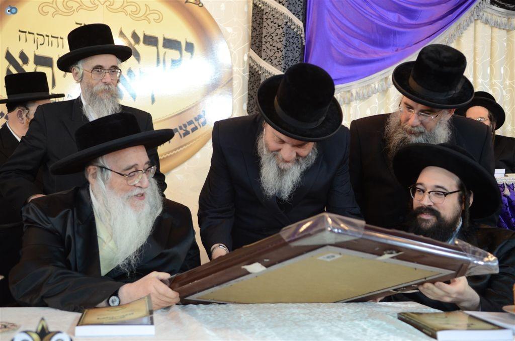 מעמד יקרא דאורייתא מבצר התורה קרית צאנז ירושלים (17)