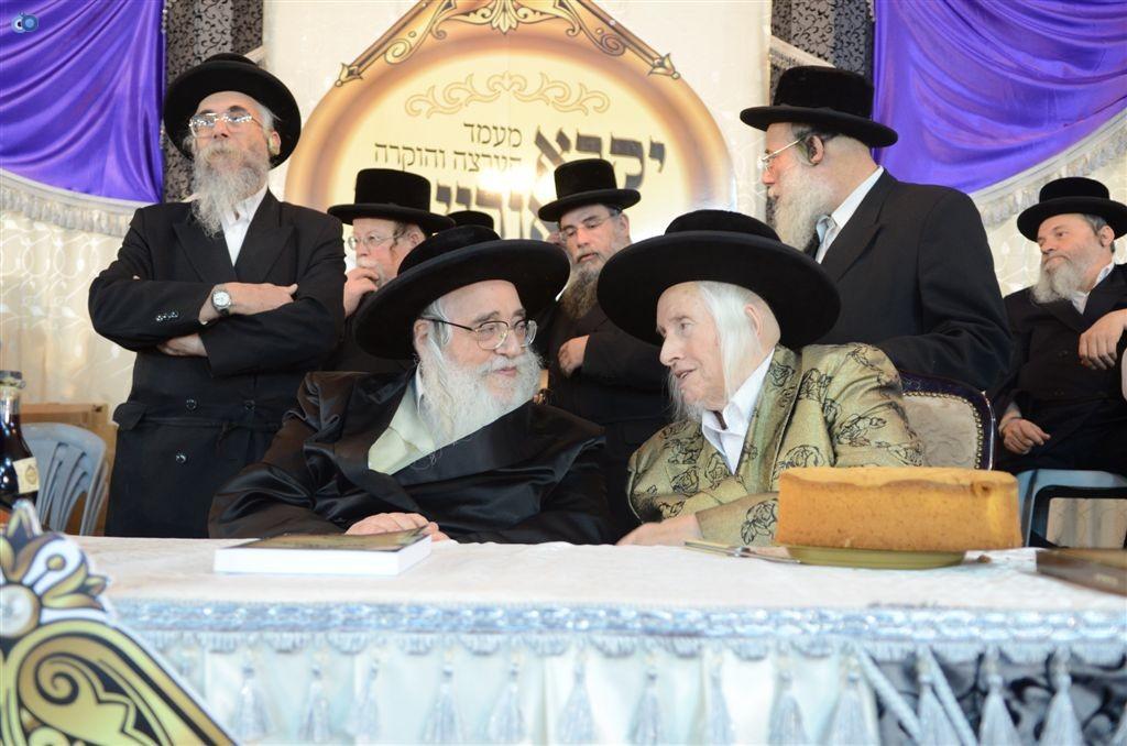 מעמד יקרא דאורייתא מבצר התורה קרית צאנז ירושלים (22)