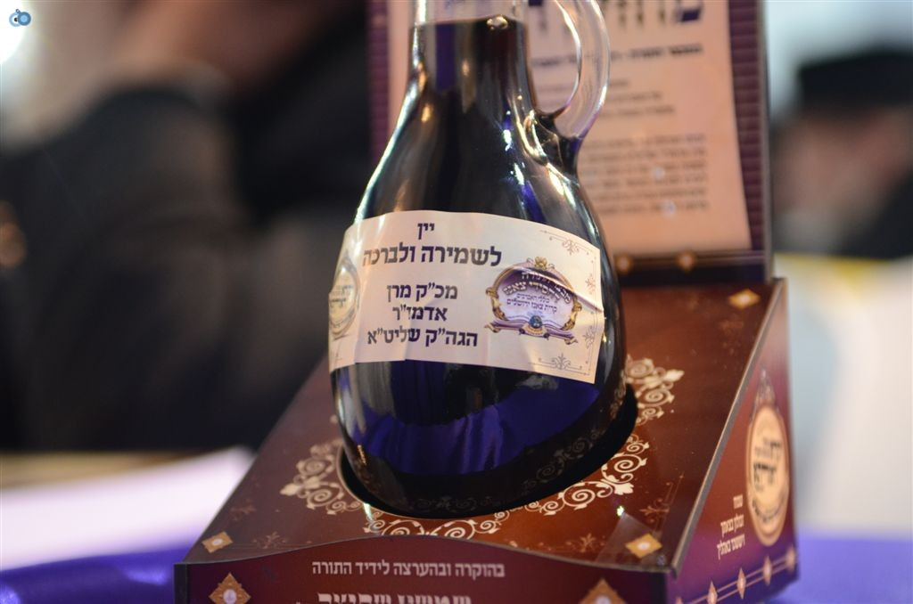 מעמד יקרא דאורייתא מבצר התורה קרית צאנז ירושלים (23)