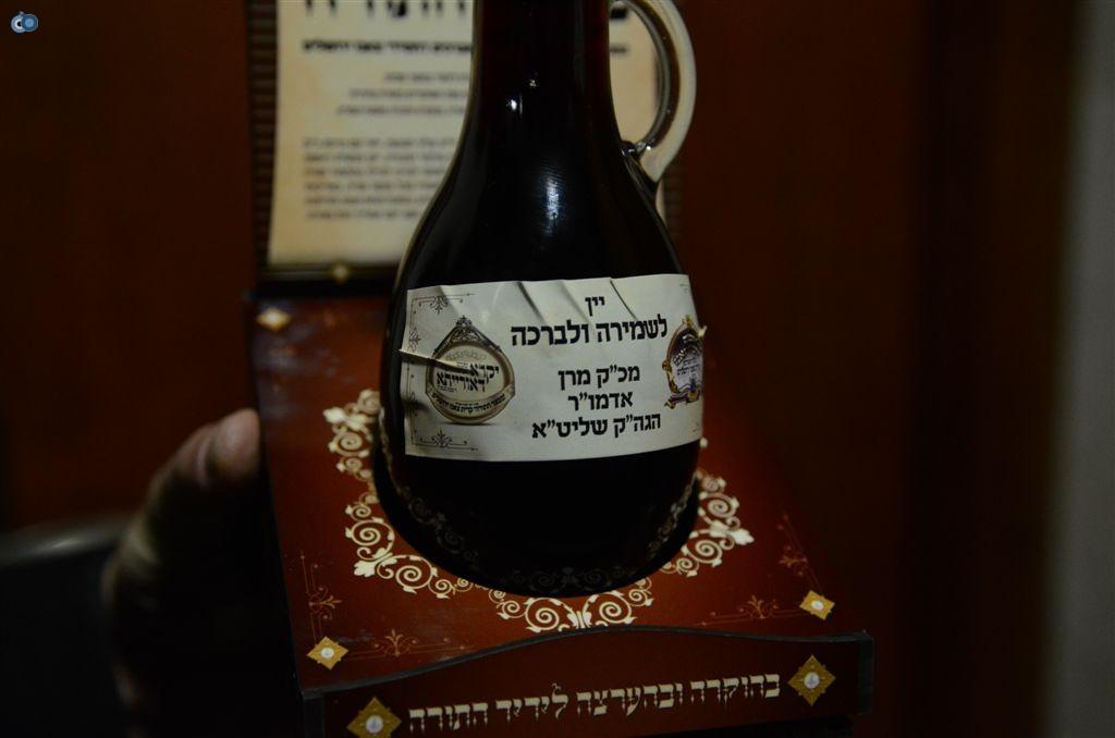 מעמד יקרא דאורייתא מבצר התורה קרית צאנז ירושלים (7)