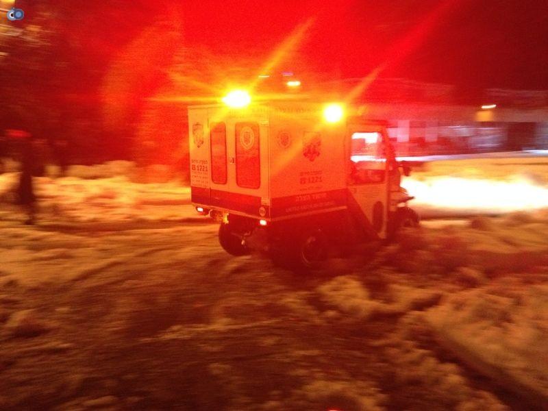 צפת   הצלה שלג צילם שמחה גולדברג 24  (16)