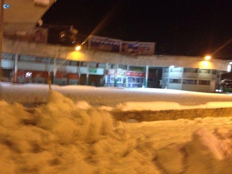 צפת   הצלה שלג צילם שמחה גולדברג 24  (5)