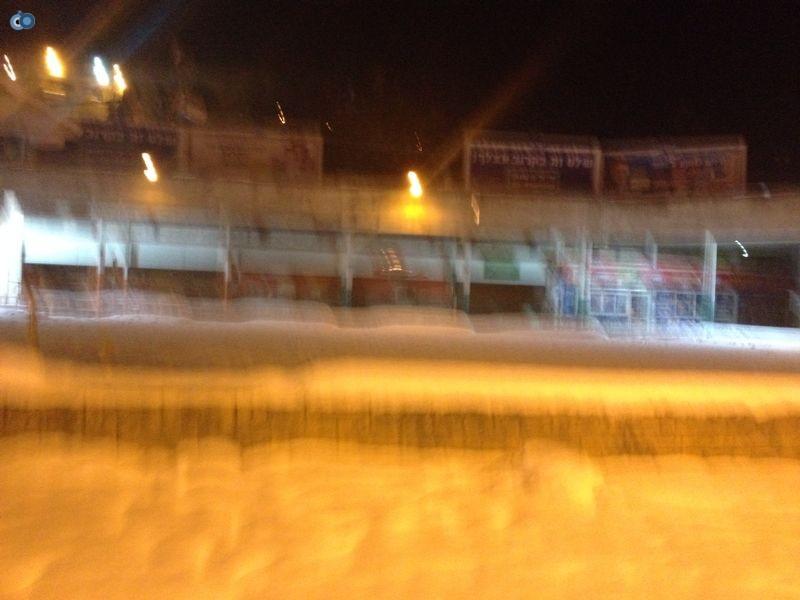 צפת   הצלה שלג צילם שמחה גולדברג 24  (6)