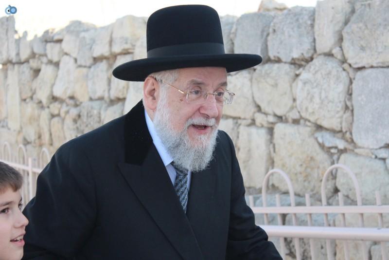 רבי דוד וישראל מאיר לאו בחלאקה צילם משה מזרחי 24 (1)