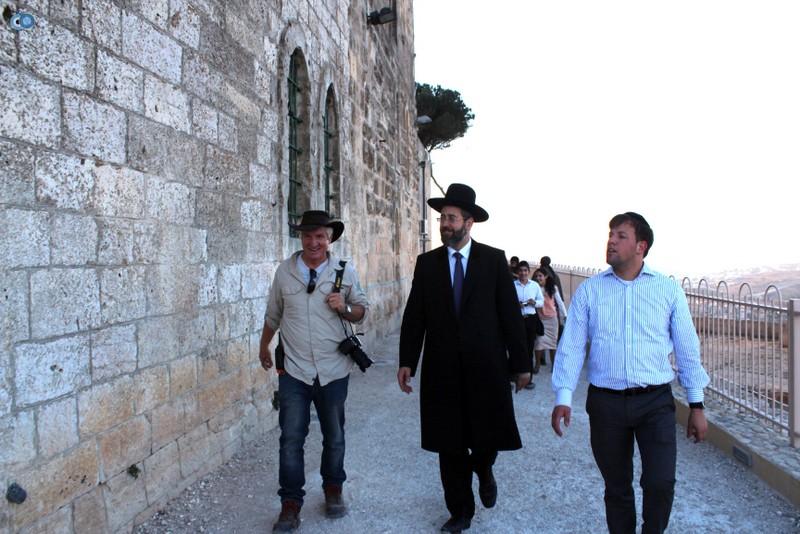 רבי דוד וישראל מאיר לאו בחלאקה צילם משה מזרחי 24 (12)