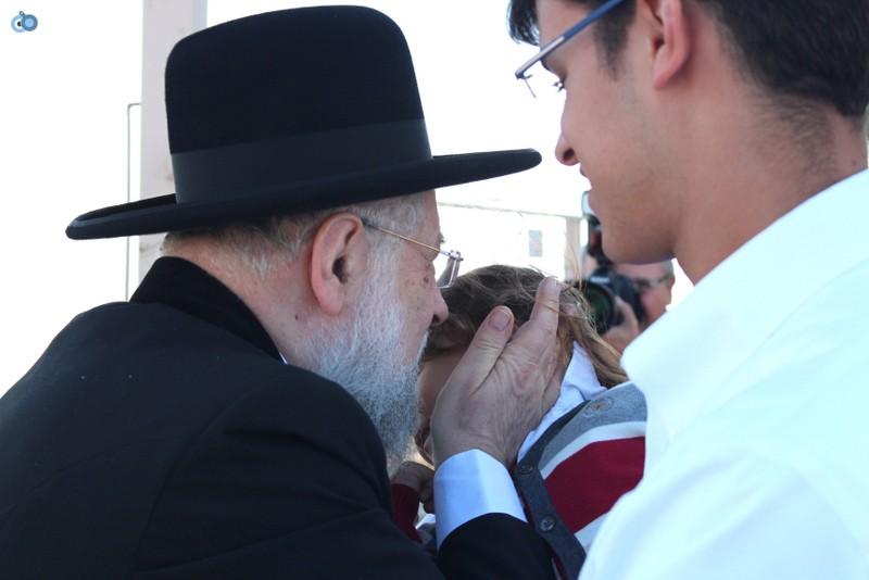 רבי דוד וישראל מאיר לאו בחלאקה צילם משה מזרחי 24 (2)