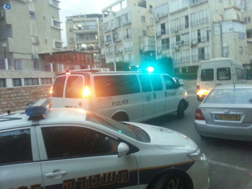 רימון יד בטיפול משטרה- יהודה רחמים-חדשות 24 (12)