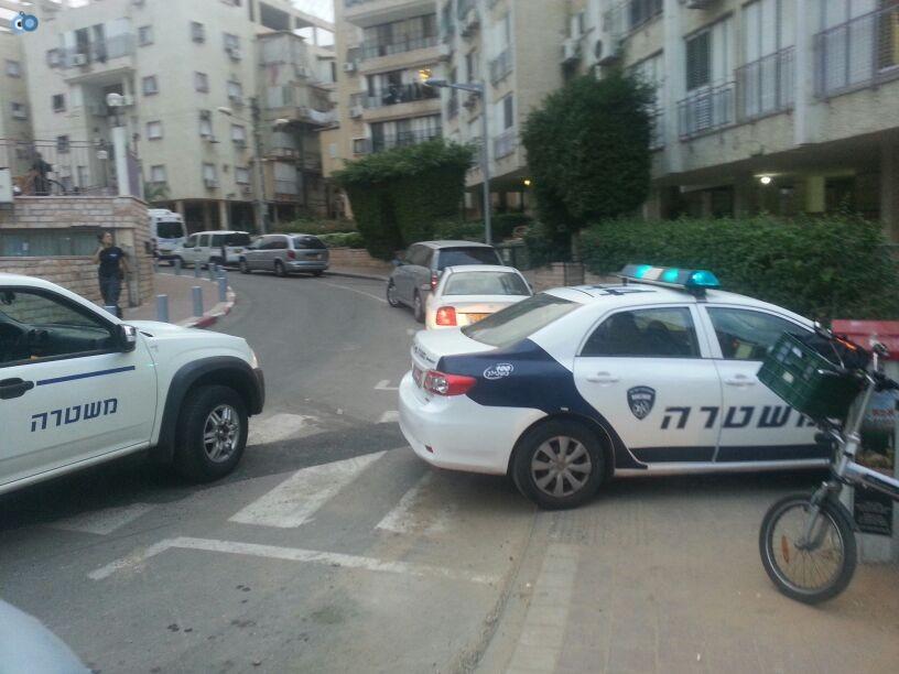 רימון יד בטיפול משטרה- יהודה רחמים-חדשות 24 (6)