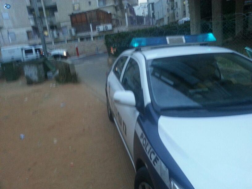 רימון יד בטיפול משטרה- יהודה רחמים-חדשות 24 (8)