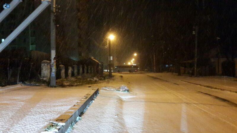 שלג באומן באוקריאנה- יוסף חי חדשות24 (1)