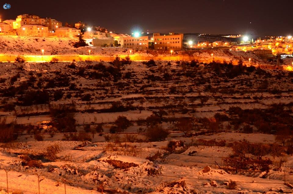 שלג   ביתר  צילם  יצחק  בצון (11)