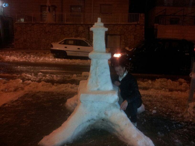 שלג   ביתר  צילם  יצחק  בצון (13)