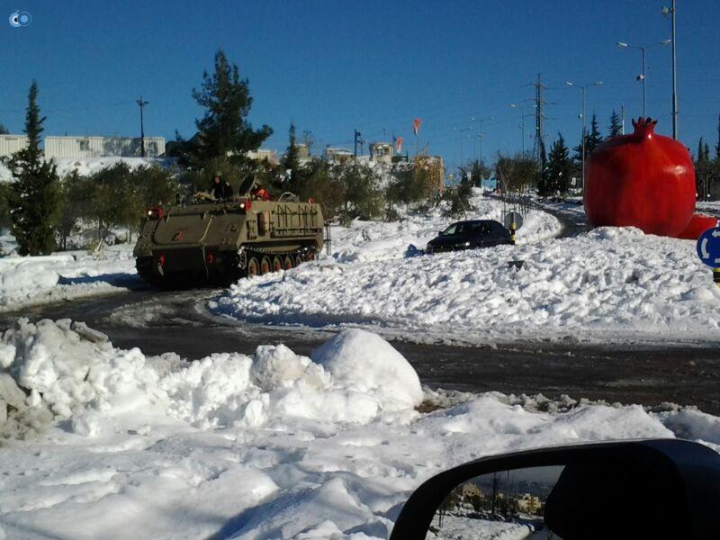 שלג   ביתר  צילם  יצחק  בצון (2)