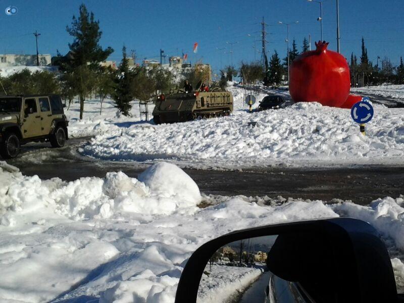 שלג   ביתר  צילם  יצחק  בצון (3)