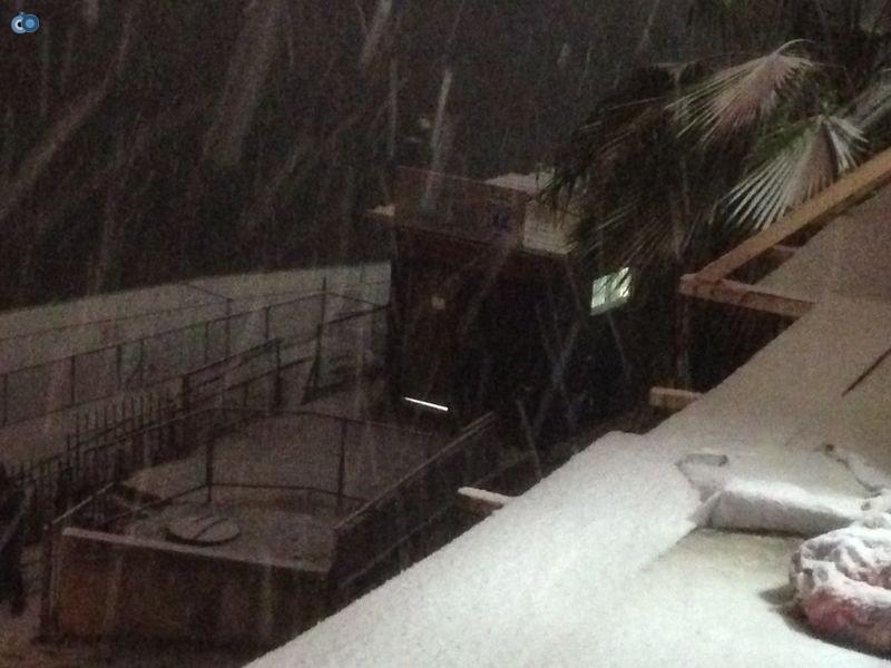 שלג   מירון  רשב''י (1)