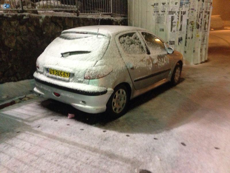 שלג   מירון  רשב''י (3)