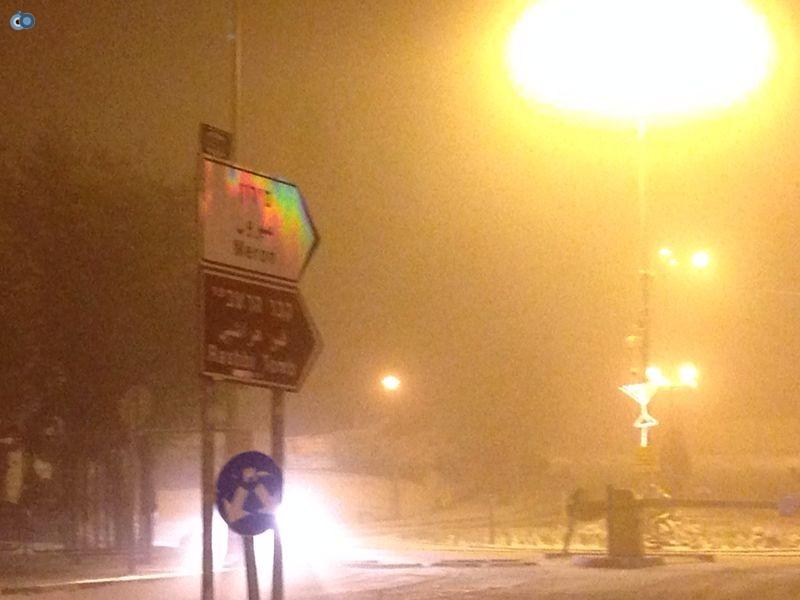 שלג   מירון  רשב''י (4)
