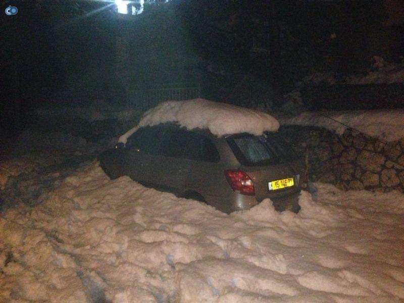שלג   צפת  נגמ''שים   צילם  יחי רוש  24 (1)