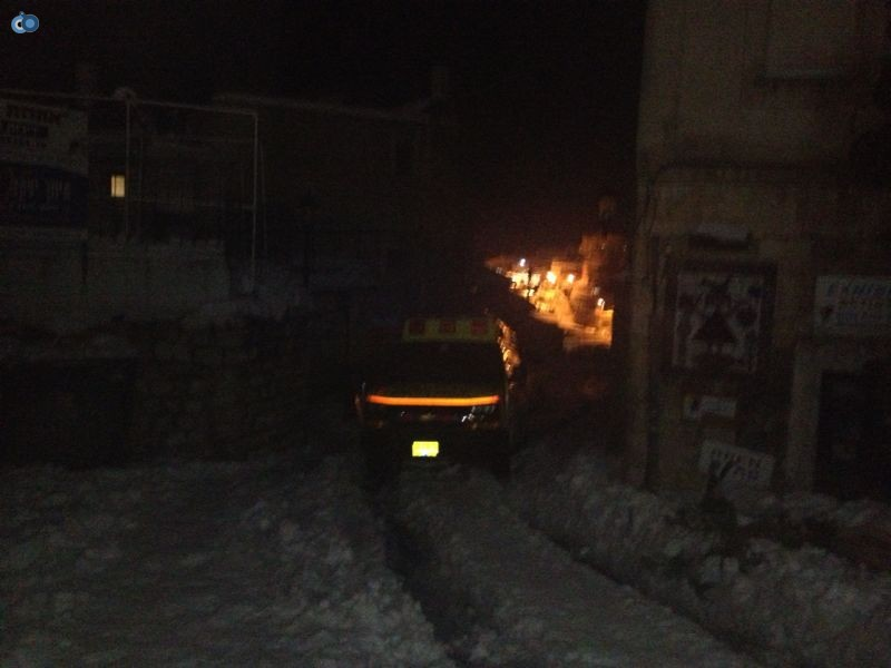 שלג   צפת  נגמ''שים   צילם  יחי רוש  24 (6)