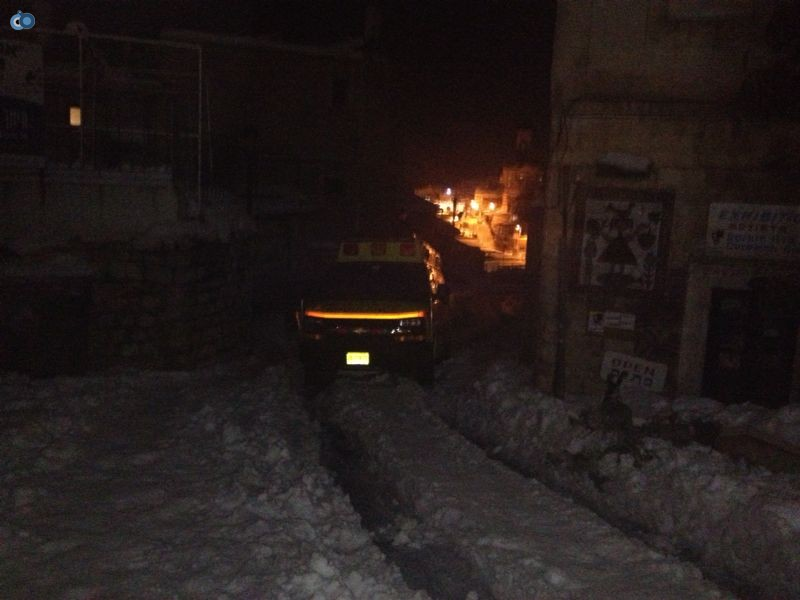 שלג   צפת  נגמ''שים   צילם  יחי רוש  24 (7)