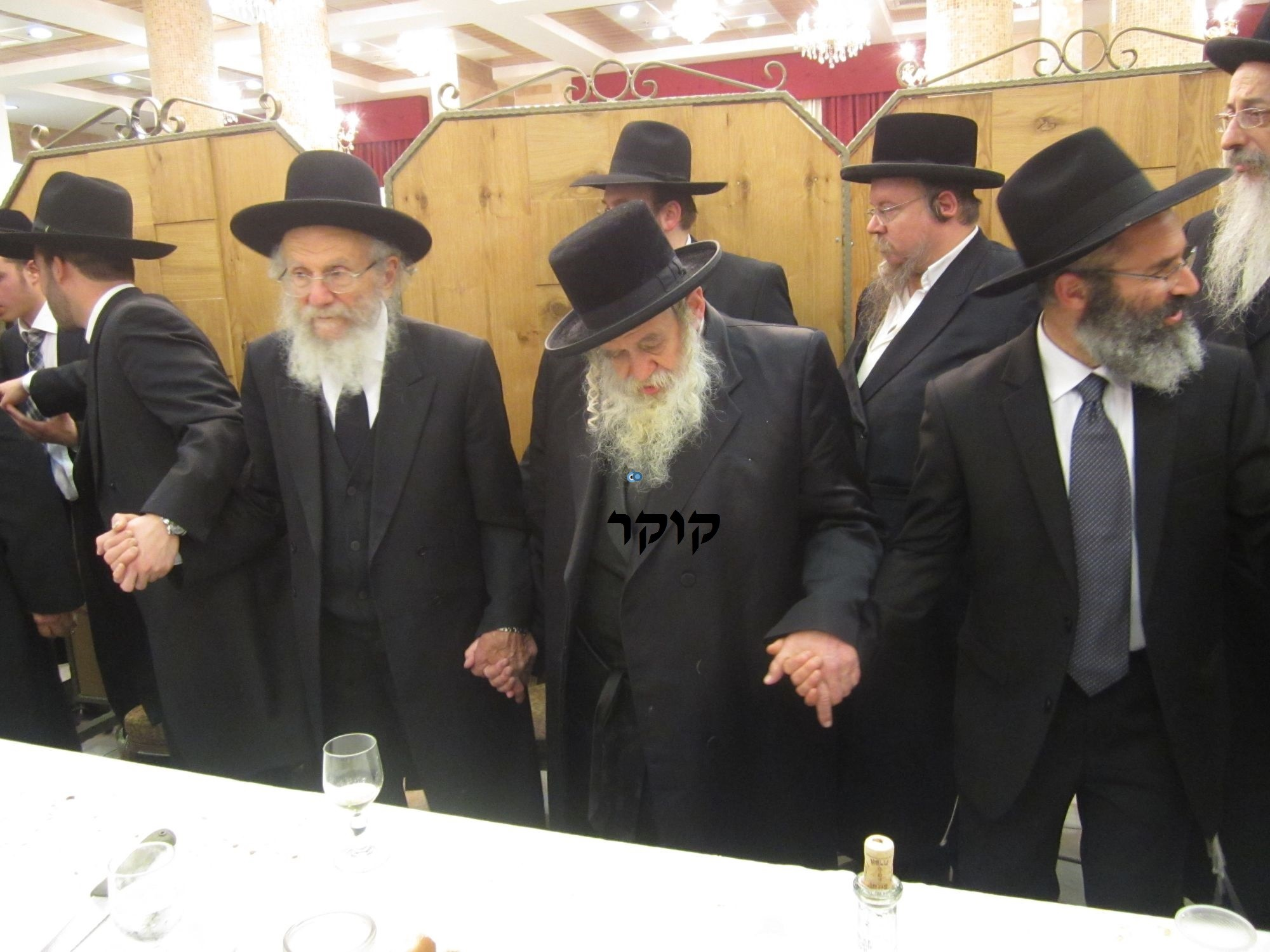 אדמו''ר מ טשערנוביל מטשערנוביל, חתונה, הרב יעקב אדלשטיין אדלשטין (9)