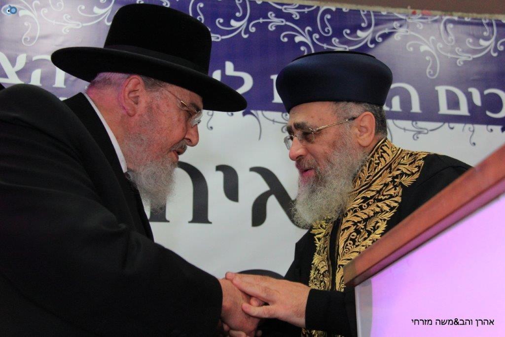 אירוע למען איחוד הצלה צילמו אהרן והב ומשה מזרחי (2)