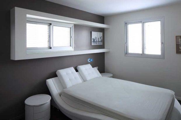 חדר שינה - צילום- עוזי פורת