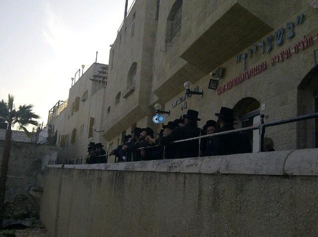 יום עיון חרדים נדבורנא רובע היהודי צילם 24 (13)