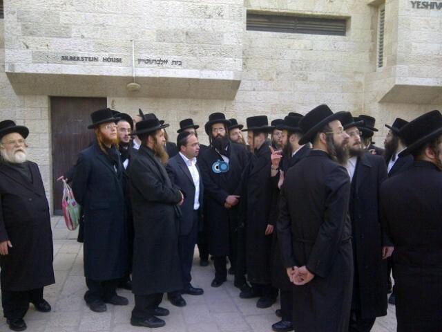 יום עיון חרדים נדבורנא רובע היהודי צילם 24 (14)